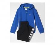 Adidas fato de treino c/ capuz essentials hojo track suit k