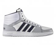 Adidas sapatilha vs hoops mid