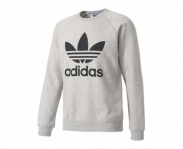 Adidas sweat trefoil crew