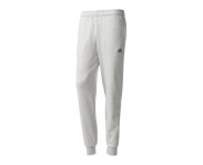 Adidas pant fato of treino essentials tapered french terry