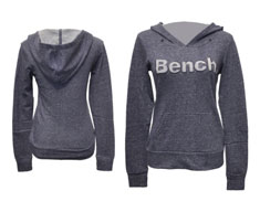 Bench sweat with hood garcia