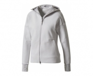 Adidas sweat c/ capuz zne hood2 pulse w