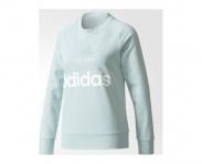 Adidas sweat essentials linear crewneck w