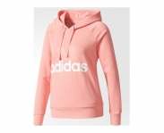 Adidas sweat c/ capuz essentials linear over head w