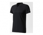 Adidas polo essentials yarn dye