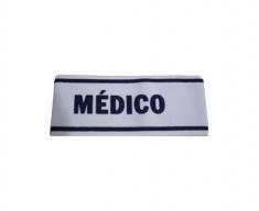 Braçadeira elastica de medico
