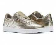 Reebok sapatilha club c 85 leather w