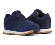 Reebok zapatilla classic leather sg inf