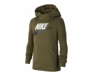 Nike sweat c/ capuz sportswear club jr