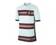 Nike camiseta oficial portugal away 2020 jr