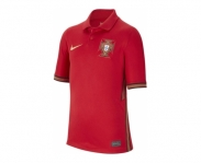 Nike camiseta oficial portugal home 2020 jr