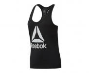 Reebok t-shirt alças workout supremium 2.0 w