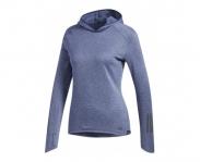 Adidas sweat c/ capuz response w
