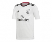 Adidas official shirt s.l.benfica 2018/2019 away jr