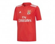 Adidas official shirt s.l.benfica 2018/2019 home jr