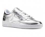 Reebok sneaker club c 85 s shine w