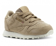 Reebok zapatilla classic leather mcc inf