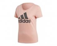 Adidas camiseta foil text bos w
