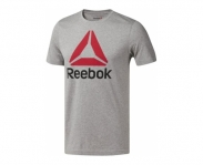 Reebok t-shirt qqr - stacked