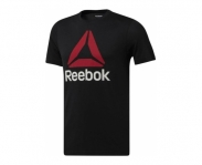 Reebok camiseta qqr - stacked