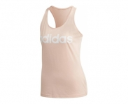 Adidas t-shirt alças essentials linear slim w