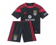 Adidas official mini kit s.l.benfica away 2014/2015