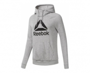Reebok sweat c/ capuz workout ready logo w