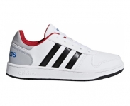 Adidas zapatilla vs hoops 2.0 k