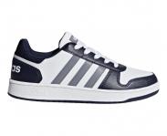 Adidas sneaker vs hoops 2.0 k