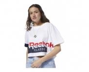 Reebok t-shirt classic cropped w
