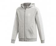 Adidas jaqueta c/ capuz adicolor jr