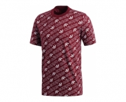 Adidas camiseta monogram aop