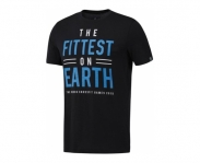 Reebok t-shirt games fittest on earth