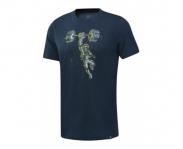 Reebok t-shirt gravity sucks crew