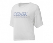 Reebok t-shirt workout ready mesh layer piece w