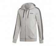 Adidas jaqueta c/ capuz essentials 3s