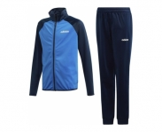 Adidas fato de treino essentials linear jr