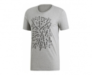 Adidas t-shirt linear scatter