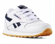 Reebok sapatilha classic leather inf
