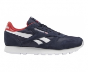 Reebok sapatilha classic leather mu