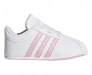 Adidas sapatilha vl court 2.0 crib
