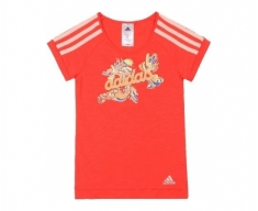 Adidas t-shirt lg w jr