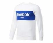 Reebok sweat training essentials logo crew