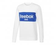 Reebok sweat training essentials big logo