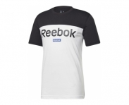 Reebok camiseta training essentials big logo
