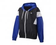 Reebok jacket c/ capuz linear logo windbreaker w