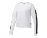 Reebok sweat linear logo crew w