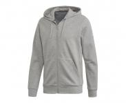 Adidas jaqueta c/ capuz plain