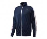 Reebok jacket fato of treino logo track