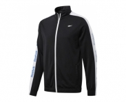 Reebok casaco fato de treino logo track